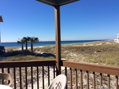 Photo for Great views; Unique location; Steps to beach; 2 main level masters; dog friendly