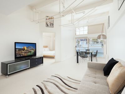 Photo for Waterfront Apartment on Sydney Harbour