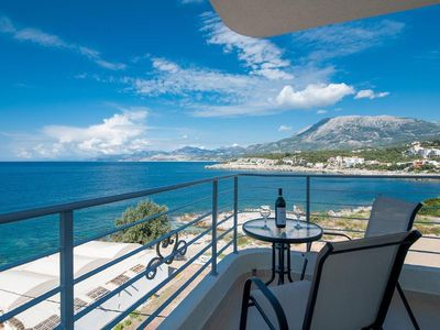 Photo for Holiday apartment Sutomore for 5 persons with 1 bedroom - Penthouse holiday apartment