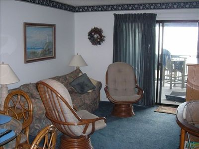 Photo for DIRECT OCEANFRONT, SPECTACULAR VIEW, 1ST FLOOR, POOL, WI-FI, FAMILY FUN, HURRY