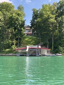 Photo for Norris Lake Executive Quality Lakefront Rental...Prime 2020 Dates Available