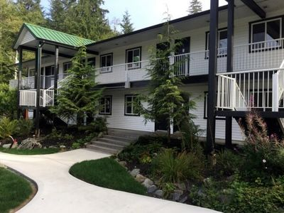 Photo for Wild Renfrew: West Coast Trail Lodge - Double Queen Beds with Kitchenette
