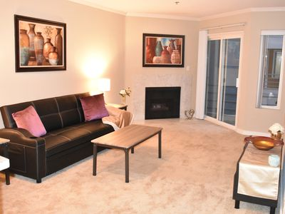 Photo for Hotel Style -  High End West Hollywood Executive Apartment