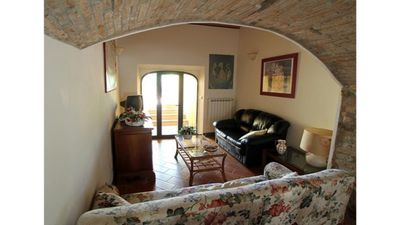 Photo for The Massucce 2 - bedroom apartment renovated in the Tuscan tradition