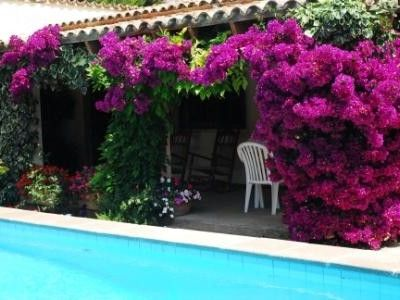 Photo for Beautiful majorcan style villa with pool, 5 mins from sea with WIFI