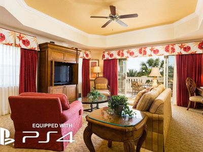 Photo for Beautiful Condo in Luxury Reunion Resort! Only 6 Miles to Disney!