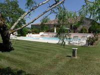 wonderful house and garden, a French oasis
