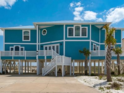 Photo for Beach Haven - Gulf Front 4 Bed/3 Bath Sleeps 10