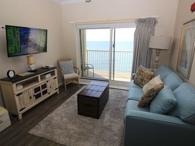 Photo for Gulf Side Rental With Amenities At Great Rates 2 Br / 2 Bath, Sugar Sands TW 1305
