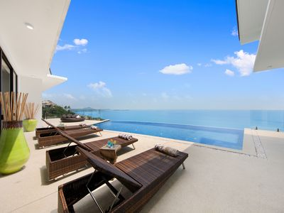 Photo for Sunny Moon Villa, Chaweng Noi