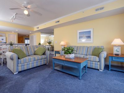 Photo for Ocean View Condo w/ Pool - 1/2-Block to Beach (89th St)!