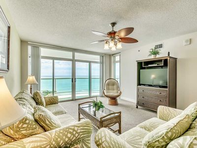 Photo for Gorgeous Oceanfront 3 Bedroom Condo, Bluewater Keyes 905!