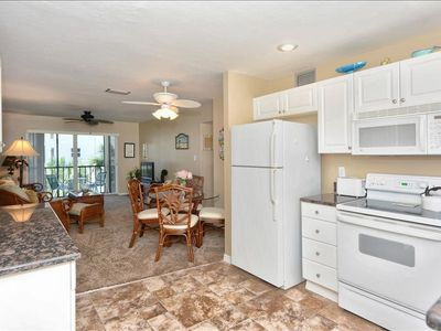 Photo for Updated and Sophisticated condo with walk-in shower- sleeps four people