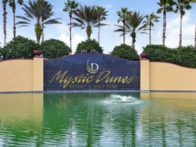 Photo for 2 BR 2 BA Mystic-dunes-resort Condo - only one week available - sleeps 8