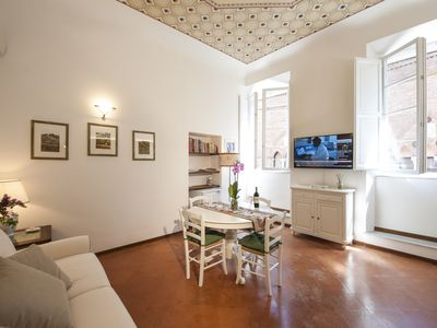 Photo for CHARMING APARTMENT in Siena with Wifi. **Up to $-197 USD off - limited time** We respond 24/7