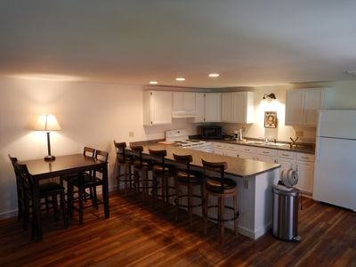 Photo for Moosehead Lake 2 bedroom Apartment in Downtown Greenville