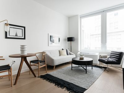 Photo for Luxurious 1BR in FiDi by Sonder