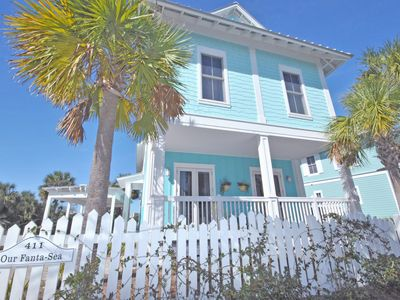 Photo for Carillon Beach's Best Lakefront Home, Just Steps to Beach & Pool!
