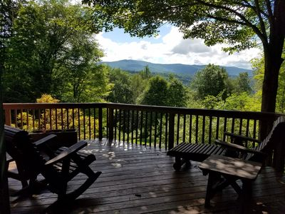 Photo for Heart of the Mad River Valley Location with Breathtaking Mountain Views