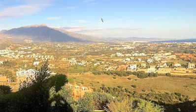 Photo for Marbella most amazing views in a paradise for golf, sun and beach lovers