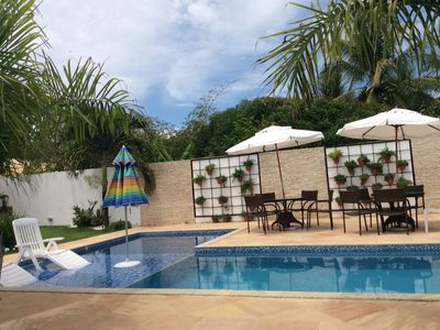 Photo for Casa Guarajuba at approximately 50 meters from the beach