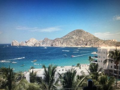 Photo for Perfect Cabo location Beach Resort Jan 12-19, 2019!