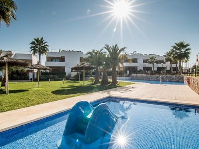 Photo for Secreto De La Zenia - Attractive apartment for rent in La Zenia, Costa Blanca