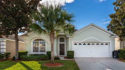 Photo for Book into the Enchanted Cottage -a 4 bed pool home in Windsor Palms near Disney!