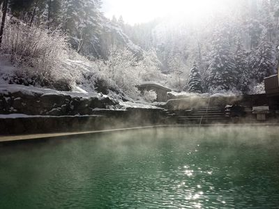 Photo for Sleeping Child Hot Springs- 1st Time Available To The Public!
