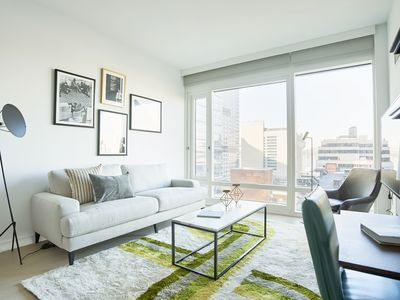 Photo for Sonder | 11th Ave | Sunny 1BR + Gym