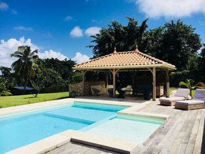 Photo for Large family villa for a holiday in the heart of the island!