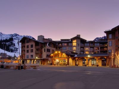 Photo for Village at Squaw Condo Building #4, Ski In/Out, Squaw Valley  Ski Lift Mountain View!!