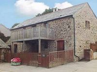 Great converted barn for a couple with a dog