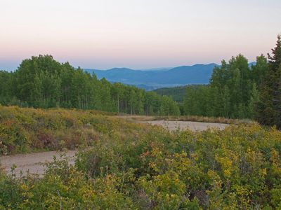 Photo for Tentrr State Park - Wasatch Mountain State Park: The Nest at Maple Grove