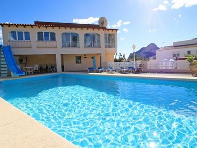 Photo for Casas de Torrat Villa, Sleeps 7 with Pool, Air Con and WiFi