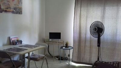 Photo for Studio close to all amenities, 15 minutes from the beaches of Cannes