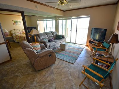 Photo for Beautiful, cozy 2-bedroom oceanfront condo with free WiFi and a breathtaking ocean view located midtown and steps to the beach!