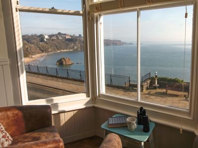 Photo for 2 Beachtop Court Apartments, TENBY
