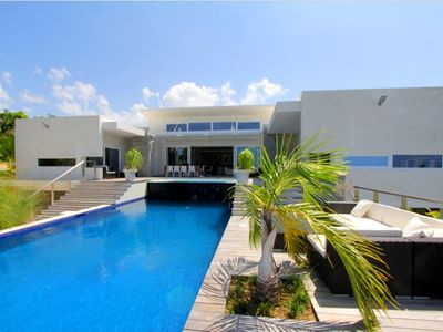 Photo for Casa Corazon - DR - luxury 5 bedrooms serviced villa - Travel Keys