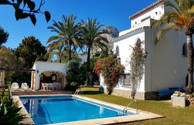 Photo for Casa Alba - A beautiful traditional Spanish home with an abundance of character and gorgeous views o