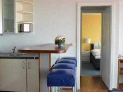 Photo for 2 room apartment 147, bath / toilet type A1, land side - Hotel Roth Appartements