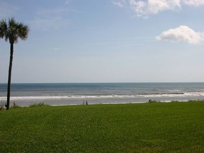 Enjoy oceanfront views from this lovely 2 bedroom 2 bath condo.
