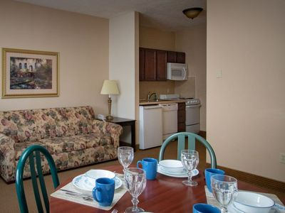 Photo for Carriage House Country Club Mini Suites