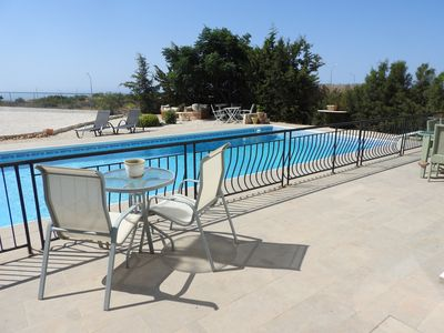 Photo for Pantheon Retreat Villa  Panoramic Views 3 bedroomed Villa with Private Pool