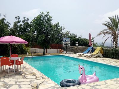 Photo for LAST MINUTE OFFER! 2-10 OF JULY & 24-31 OF JULY ONLY  €599 PW INCLUDING FREE CAR