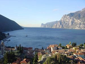 Photo for Beautiful vacation home with a wonderful view of the Gardasee