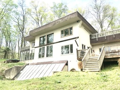 Potomac River Retreat | Shepherdstown, WV | Stunning views | 5 acres | 4 BR