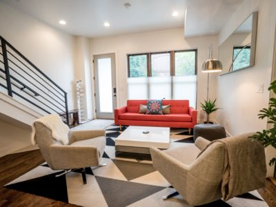 Photo for The Larimer Life - Bright, modern space with Rooftop in RiNo