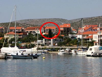 Photo for Apartment in Marina (Trogir), capacity 6+0