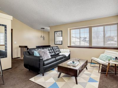 Photo for Large Family Home by Denver International Airport!